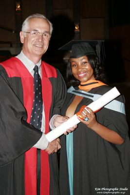 Students leaving the AAA nest graduate with flying colours