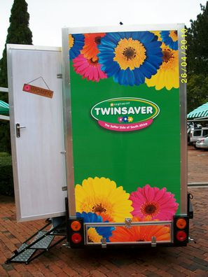 Twinsaver launches 'Project Portaloo'