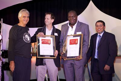 Mondi Shanduka Newspaper Awards winners