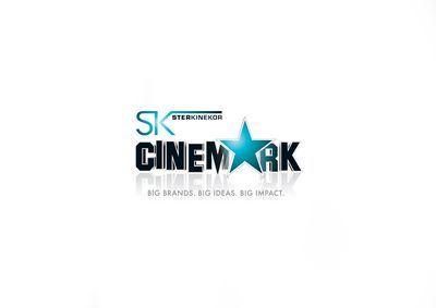 Cinemark - Ster Cine Logo (Blue)