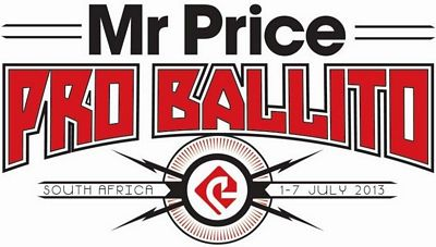 Images from day one of the Mr Price Pro Ballito Beach Festival
