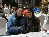 William Price (SA Tourism) and Ilse van den Berg (Bizcommunity)