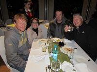 Templar Wales (Gloo), Lana Strydom (Vodacom), Bruce Williamson (Universal McCann) and Wayne Bischoff (Habari Media)