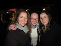 Lisa Green (SAB), Juanita Hughes (Initiative Media) and Sarah Beaumont (SAB)
