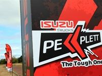 Isuzu Truck South Africa PE to Plett Race 2014