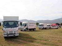 Isuzu Truck South Africa PE to Plett Race 2014