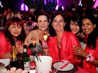 Among the companies that got behind the initiative as a sponsor was the Bakwena Platinum Corridor Concessionaire based in Sunninghill which provided some of its staff members, Tanya Dixon, Vikki Staegerman, Rickie Nel, Thania Dhoogra and Chairmaine van Wyk the opportunity to attend the glittering pink event.