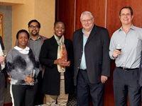 Richard Cookson, Sanelisiwe Nyasulu, Rishal Bipraj, Dumile Cele, AndrewLayman, Brian Jennings, Phila Magwaza