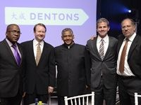 Dentons launch Johannesburg