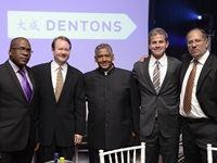 Dentons launch Johannesburg