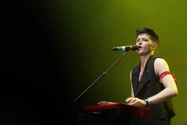 The Script and Phillip Phillips - Cape Town