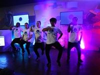 Freeze Frame Dancers entertained