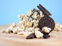 Oreo Popcorn Stack