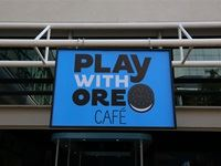 Play with Oreo Store Front