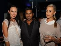 Tamerin Jardine, Clive Maistry and Jay Anstey
