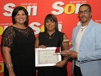 Son's Salesperson of the Year Awards 2015