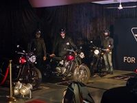 Mike Hopkins Motorcycles launches new Triumph range