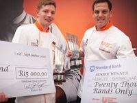 Unilever Food Solutions Chef of the Year winners announced