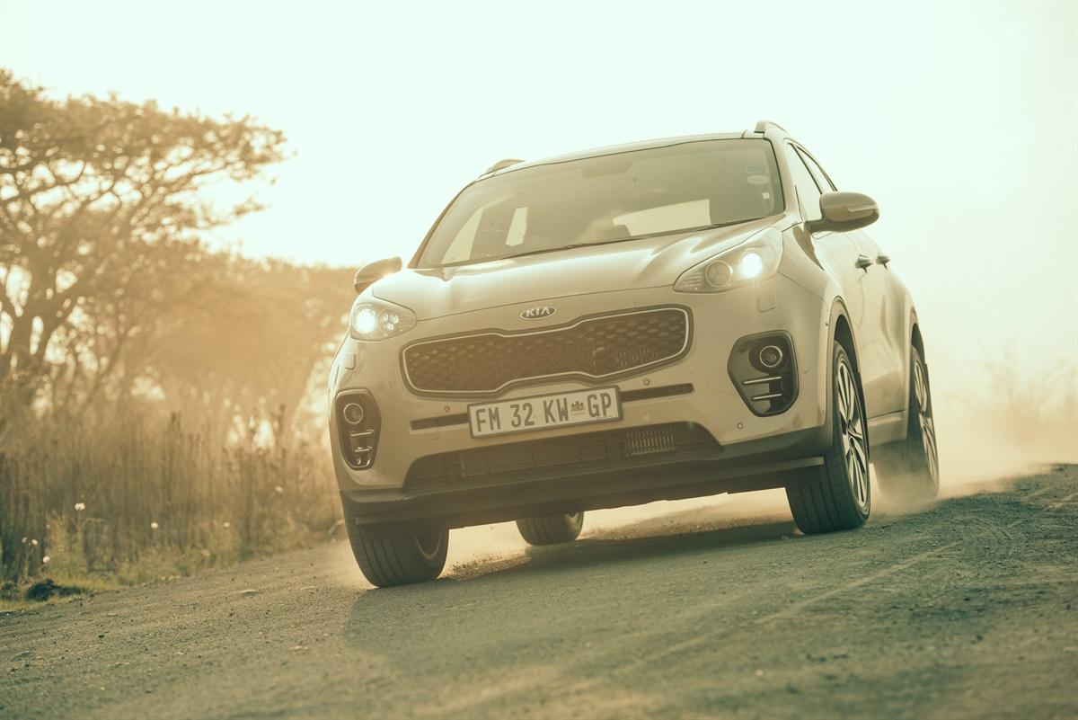 The World's Longest Test Drive record for KIA