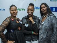 Maseru Madlala, Sphethile Mathenjwa and Theresa Reinecke