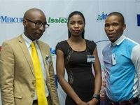 Martin Ngcobo, Thobile Mbambo and Thobani Mkhize