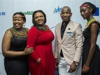 Phumza Vaphi, Charmaine Noble, Goodman Mawela and Nomcebo Nxumalo