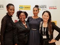 MTN Business and Forbes Woman Africa host second Leading Women Summit