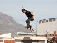 Jean-marc Johannes skate stunt