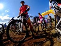 Riders tackled courses of 2, 5, 15 and 50km