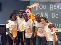 A celebration of breakfast with McDonald's SA