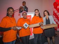 CTICC marks 14th birthday with R70k donation
