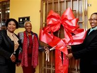 PCBT revamps, restocks Ntsikana Primary School library for Madiba Day