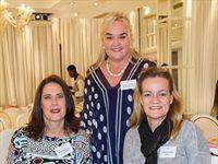 Nicole Schonewolf (Unity Properties), Victoria McDonald (Garlicke & Bousfield), Perine Middelmiss (Sylko)