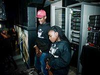 Mbali and Killa