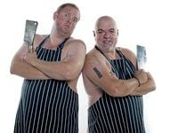 Forrest, Goffe-Wood pair up for Don't Burn Your Sausage