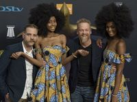 #Loeries2017: Loeries Saturday Red Carpet, Pre & Post Award