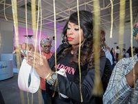 DJ Zinhle making her pledge