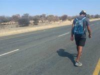 #WalkwithUs2017: Bulawayo to Gaborone