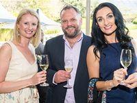Chanel Conradie, Daniel Blaauw and Janine Brink