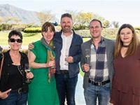 Orielle Berry, Kerry Kirby, Logan van Driel, Ben van der Merwe and Chloe Canderle