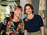Samarie Smith and Caroline van Schalkwyk