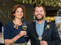 Caroline van Schalkwyk and JD Pretorius