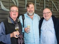 Greg Landman, Neil Pendock and Michael Olivier