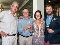 Chris Taylor, Michael Bamfield-Duggan, Tarryn Vincent and JD Pretorius