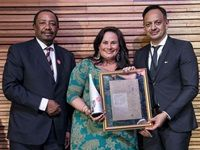 Sikuvile Awards' main winners