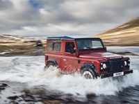 Land Rover unveils limited edition Defender