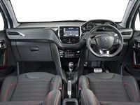 Peugeot unveils sporty 208 GT-Line