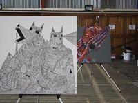 Baz-Art International Pubic Art Festival tour