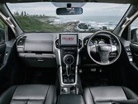 Isuzu's mu-X to launch it into the SUV segment