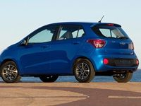 The revitalised Hyundai Grand i10